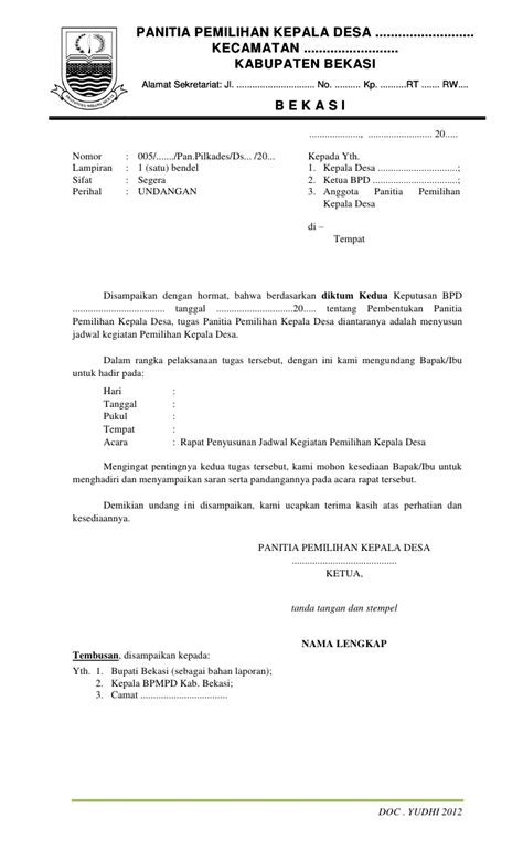 contoh surat hasil keputusan rapat rt 28 images rt 04 rw 11 perum