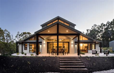 House Designs And Floor Plans Nsw by Sophisticated Interiors Of The Quedjinup In Australia By