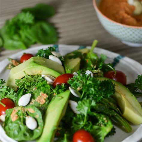 Avocado Detox Recipes by Detox Salad Recipe With Avocado And Tomato