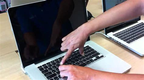 Macbook Estore reboot macbook pro