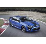 2014 FPV 351 GT F Is Ford's Final Badged Falcon Muscle