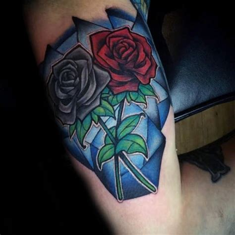 stain glass tattoo stained glass designs ideas and meaning tattoos