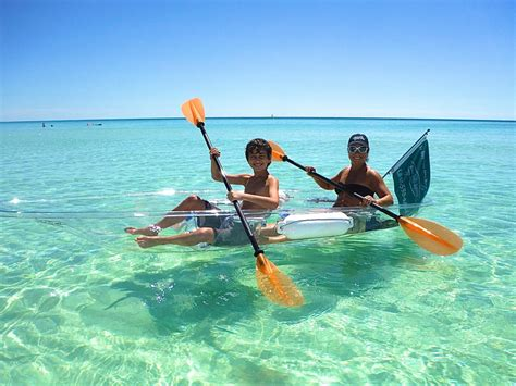 canoes or kayaks totally transparent canoes and kayaks the best prices