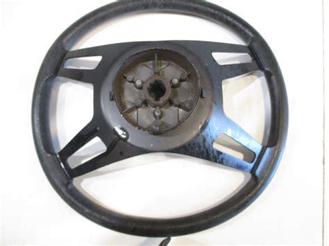 ebay boat steering wheel vintage 1984 renken boat steering wheel 4 spokes 14 quot ebay