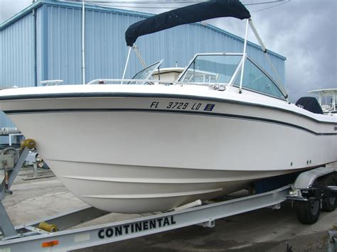 used boat trailer port charlotte fl 2000 used grady white 225 freedom dual console boat for