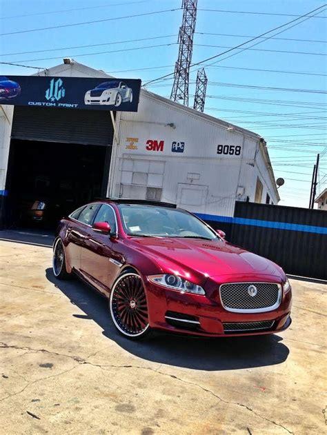 jaguar custom jaguar xj custom paint jaguar xj dream cars