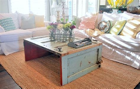 Door Coffee Table Diy The Of Up Cycling How To Build A Table From Doors Cool Diy Furniture Ideas 4 U