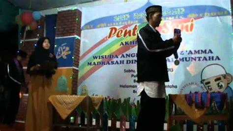 Samir Wisuda 2 penyematan samir wisuda juz amma angkatan 1 madrasah