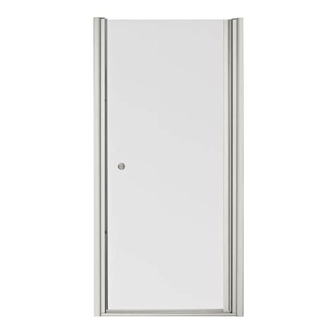 Kohler Fluence 34 In X 65 1 2 In Semi Frameless Pivot Kohler Shower Doors Parts