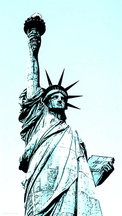 statue of liberty craft for statue of liberty cliparts co