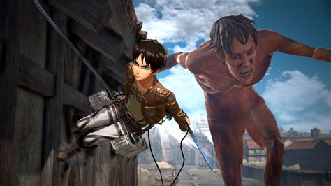 Attack On For 2 3 4 attack on titan 2 review ps4