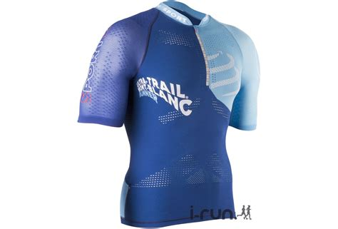 Compressport Trail Run V2 compressport maillot trail running v2 utmben promoci 243 n