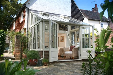 Cottage Kitchen Designs Photo Gallery by Conservatories For Listed Buildings Orangeries On Listed