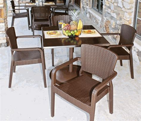 furniture mercial outdoor plastic resin restaurant chairs bar white plastic stacking patio belize outdoor resin commercial dining chair in wenge
