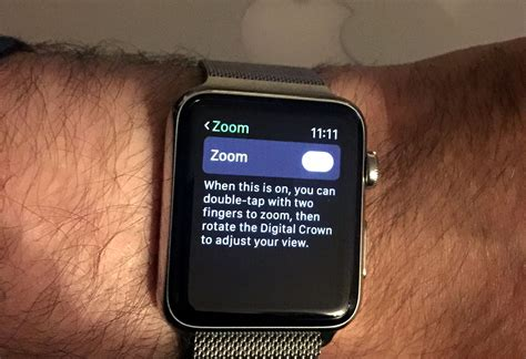 apple zoom how to setup and use zoom on apple watch the ibulletin