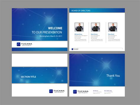 design powerpoint professional professional masculine powerpoint design for tucana