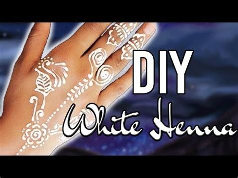 henna tattoos diy 25 best ideas about white henna on henna