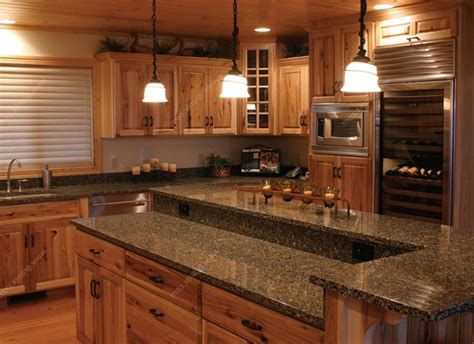 best countertops ideas for kitchen design orangearts traditional with island wooden cabinetry