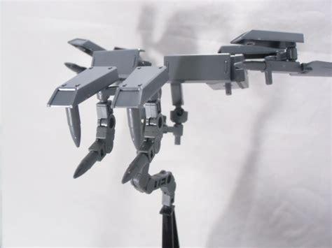 Bandai Hgbc Ballden Arm Arms hgbc 1 144 ballden arm arms assembled photoreview no 22