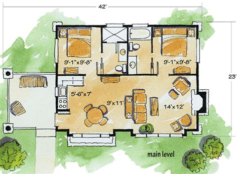 small mountain cabin floor plans mountain cabin plans