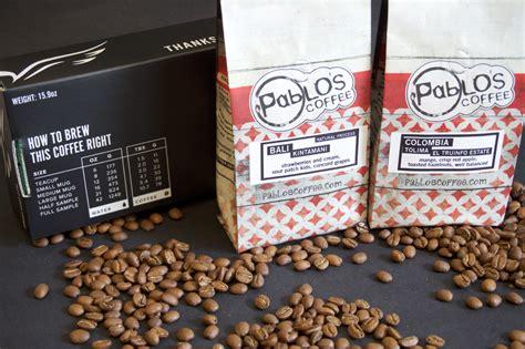 Bali Kintamani Arabica Coffee Bean Roasted Coffee Bean Kopi Goreng pablo s coffee bali kintamani