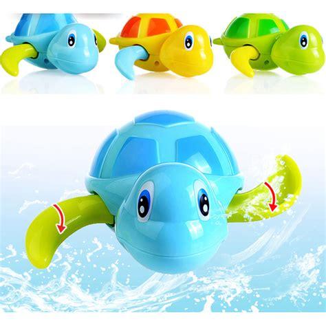 Mainan Kura Kura mainan kura kura berenang baby toys 6pcs multi color