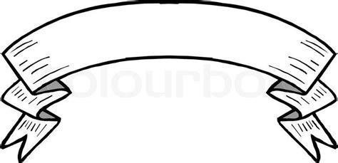 Blank Ribbon Banner Clip Art 64 Scroll Banner Template