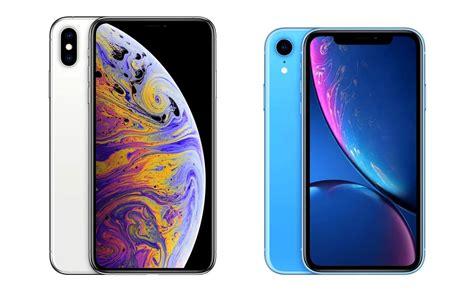iphone xr и xs max прошли тестирование в geekbench