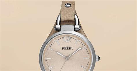 Jam Tangan Wanita Fossil Giorgia Type Es 3370 Original Bm jam tangan wanita fossil type es2830
