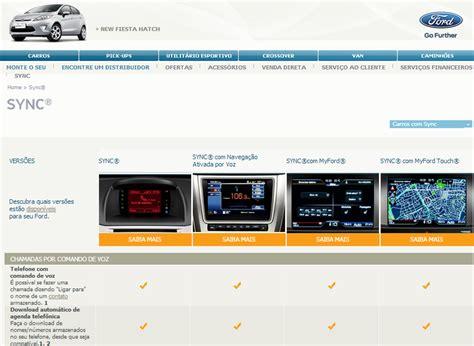 site oficial da toyota site oficial da ford brasil html autos weblog
