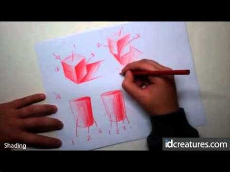 sketchbook tutorial youtube sketching tutorial how to shade basic shapes youtube