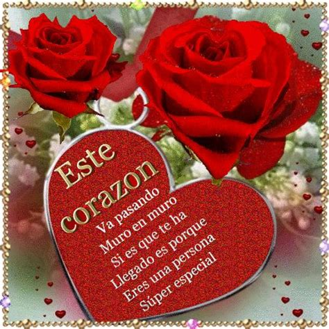 imagenes flores corazones imagenes de rosas rojas con corazones y frases para