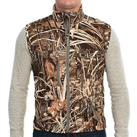 Rompi Vest Camo 02 banded ufs fleece vest for save 33