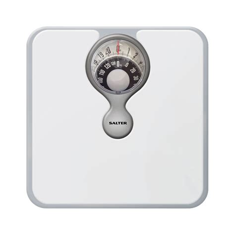 Mechanical Bathroom Scales by Salter Magnified Display Mechanical Bathroom Scales
