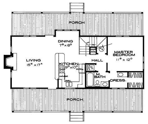 metal roof house plans country home with metal roof 11254g 1st floor master