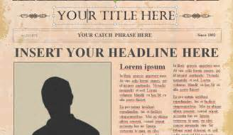 vintage newspaper template best photos of newspaper background template vintage
