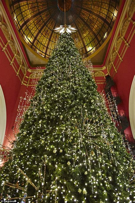 australia department stores get decked out for christmas