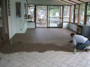 How To Overlay Concrete Patio Before After Pictures