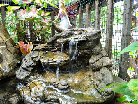 rock waterfalls for gardens small garden waterfalls backyard rock waterfalls