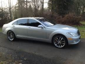 2007 Mercedes S Class S550 2007 Mercedes S Class Pictures Cargurus