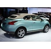 Nissan's CrossCabriolet Putting The NO In Murano