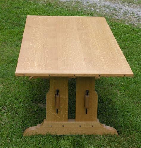 custom made oak tables custom made oak tables by timber arts custommade com