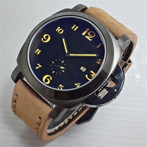 Jam Tangan Wanita Original Hegner 408 Chrono Aktif Date Gold A4 jam tangan casual pria dengan tanggal dan chrono aktif