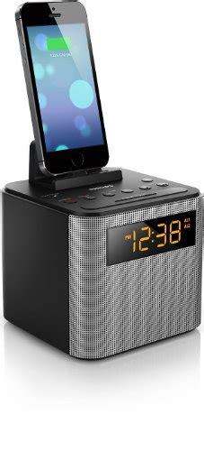 android clock radio philips ajt3300 37 bluetooth dual alarm clock radio iphone android speaker dock speakerphone