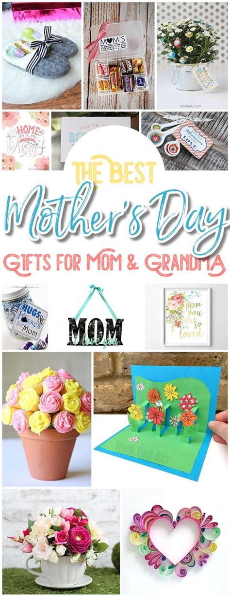 diy s day gifts for the best easy diy mother s day gifts and treats ideas