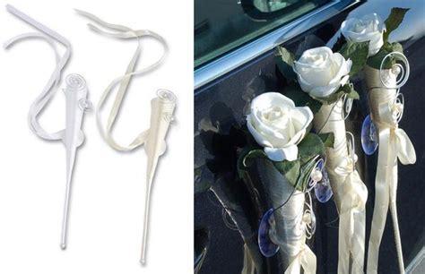 Hochzeitsschmuck Für Auto by Autoschmuck Hochzeit Mit Frischen Blumen Gestalten