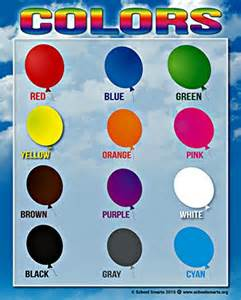color of protection colors chart by school smarts 12 bold colors durable