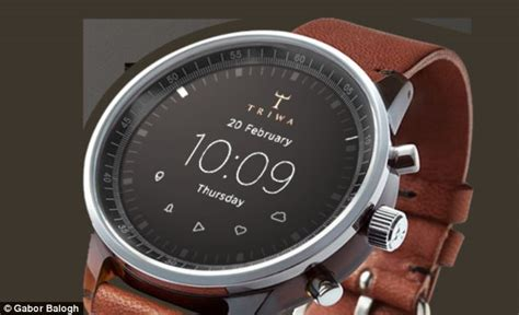 the smartwatch that actually looks like a daily