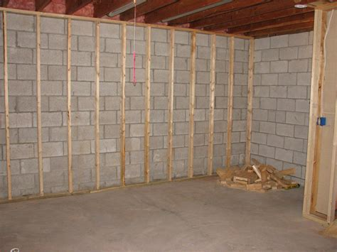 Ideas For Finishing Concrete Basement Walls Picture Of Finishing Basement Walls Rmrwoods House Option Of Finishing Basement Walls