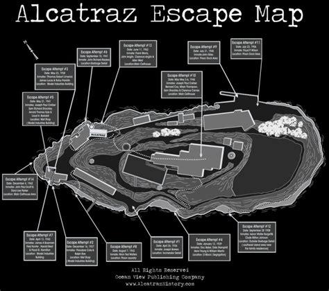 alcatraz escape attempts the happy factory